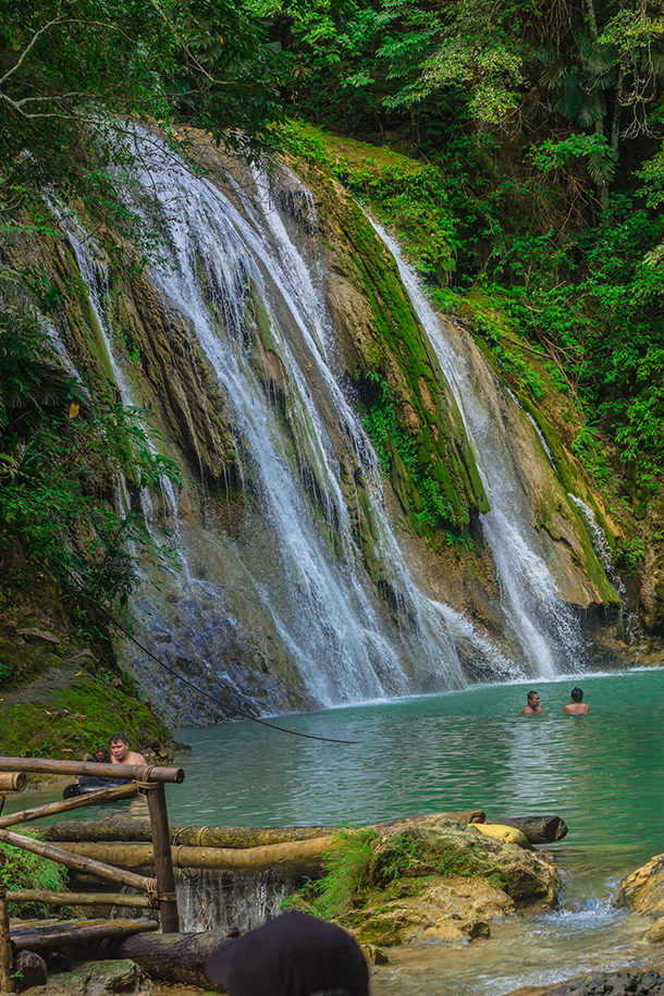 Day Trips from Manila: Daranak Falls