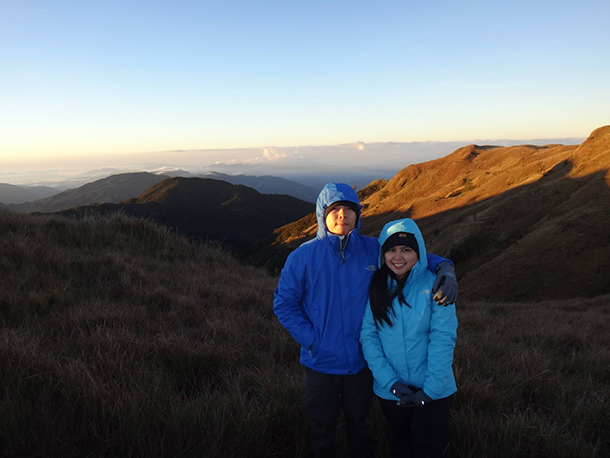 Mt. Pulag Ultimate Packing List: Rain Jacket