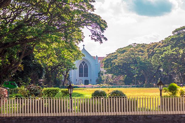 Negros Oriental Photos: Siliman University