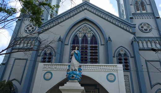 The Immaculate Conception Church