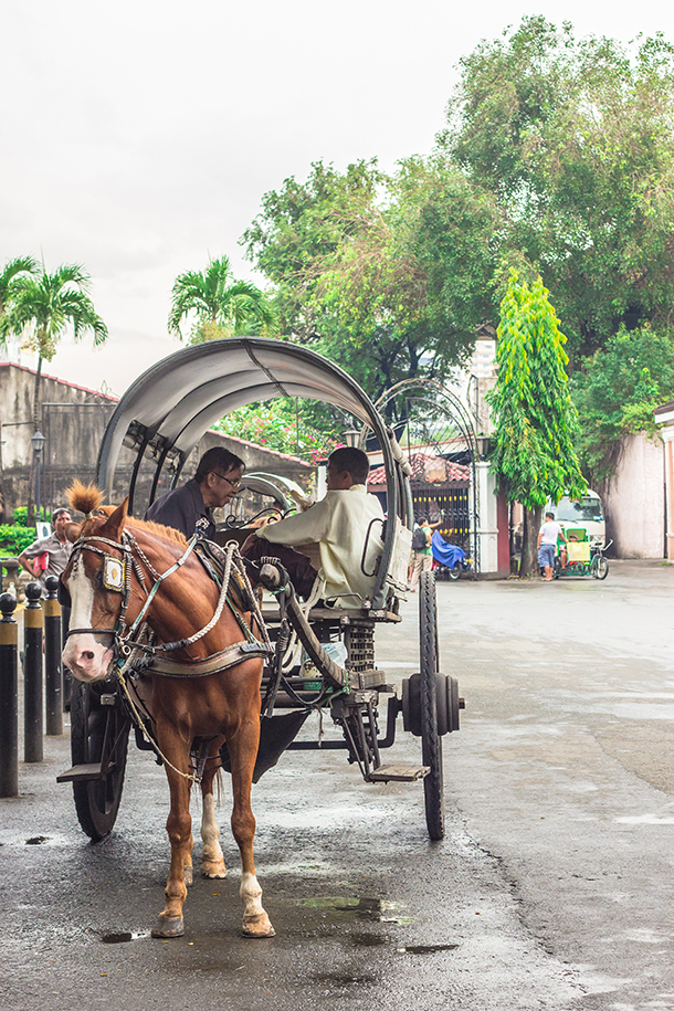 Transportation in the Philippines: Kalesa