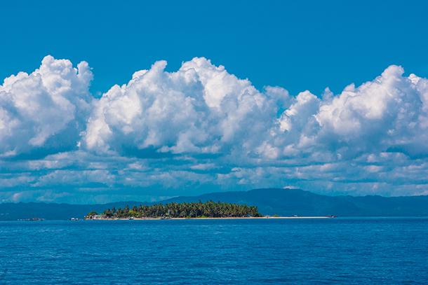 Bohol Island Hopping: Mocaboc Island