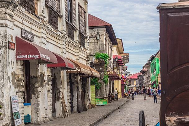 Ilocos Tour: Calle Crisologo in Vigan Ilocos Sur