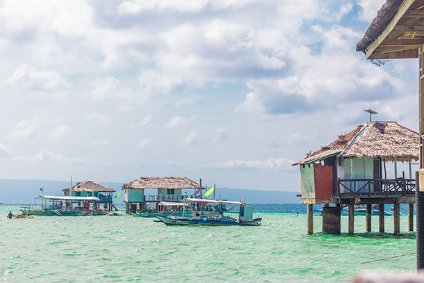 Manjuyod Sandbar Tour Package and Things To Do: Overnight Stay at the Cottages