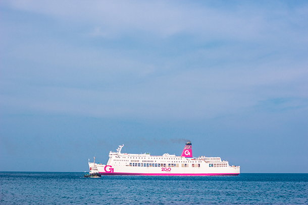 Transportation in the Philippines: Passenger Liners