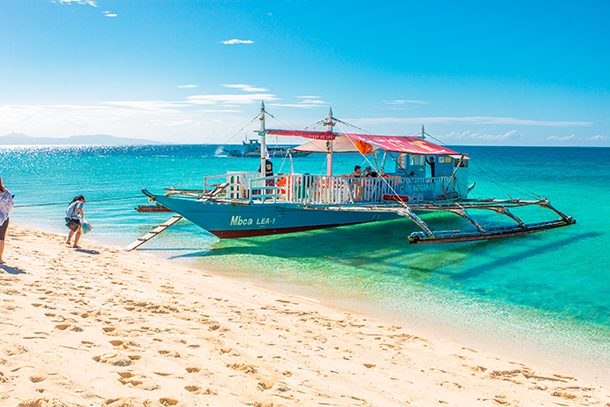 Transportation in the Philippines: Pumpboats/ Outriggered Boats
