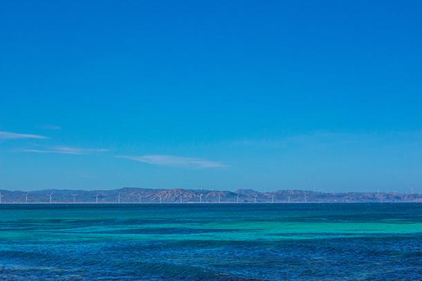 Ilocos Tour: View from Saud Beach