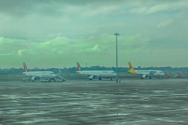 Ilocos Tour: Cebu Airport
