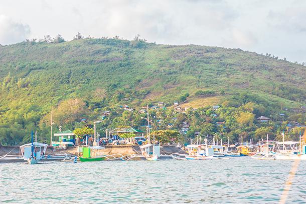 Manjuyod Sandbar Budget Guide: Canibol Wharf