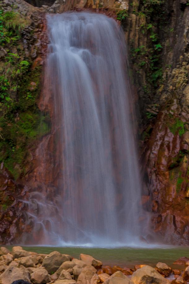 Negros Oriental Photos: Pulang Bato Falls