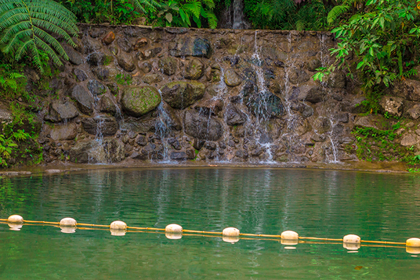 Negros Oriental Photos: Man-Made Pool near the Falls