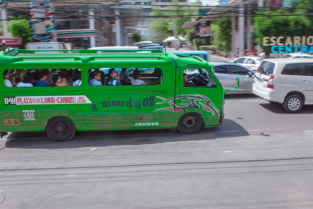 Transportation in the Philippines: Public Utility Jeepneys (PUJ)/ Jeepneys
