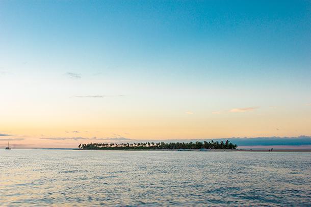 Kalanggaman Island From Afar