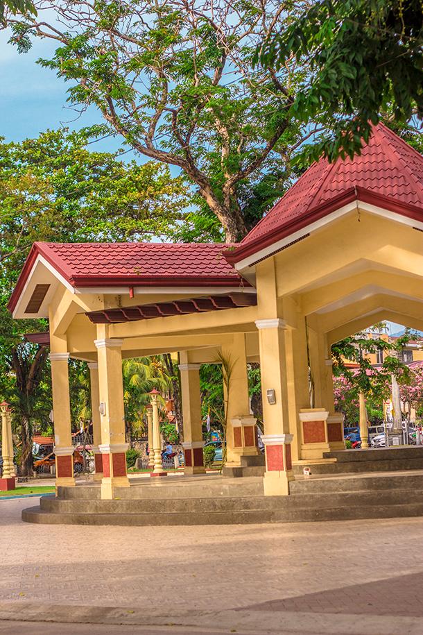Negros Oriental Photos: Quezon Park