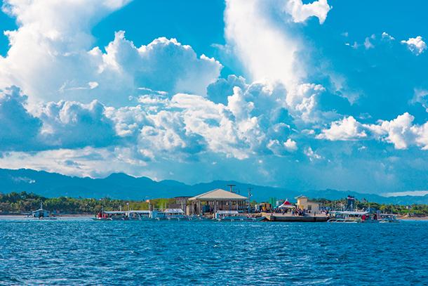 Bohol Island Hopping: Cordova Port