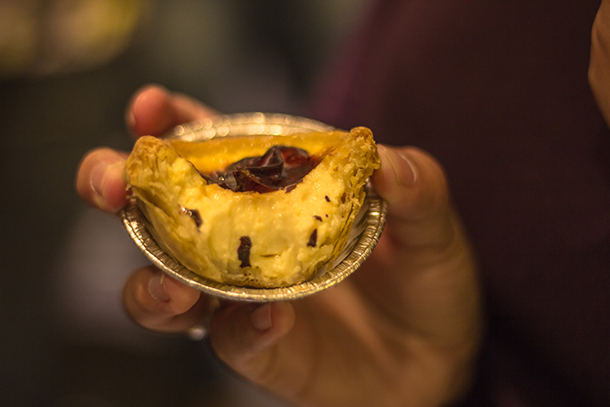 Manila Day Trips: Lord Stow's Egg Tart