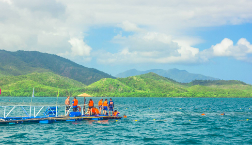 Palawan Tourist Attractions in Honda Bay