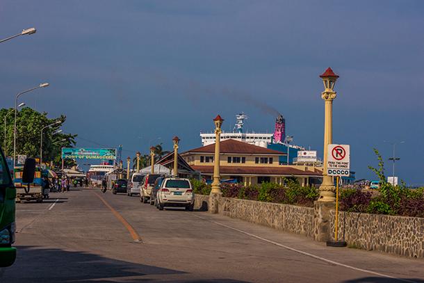Negros Oriental Photos: Dumaguete Port