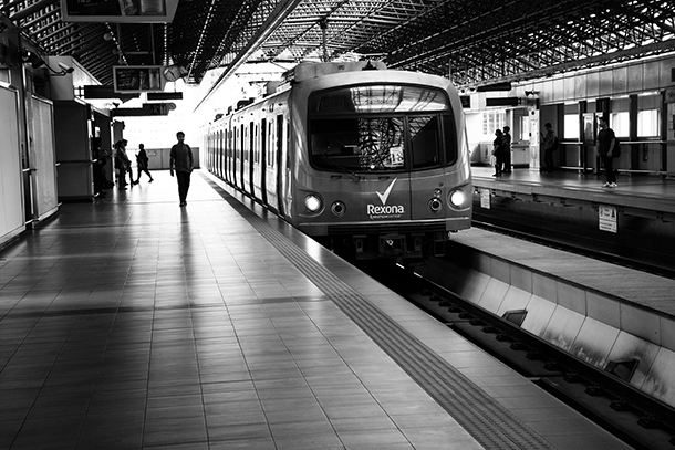 Transportation in the Philippines: MRT/ LRT