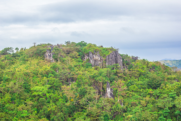 Manila Day Trips: Masungi Georeserve Views