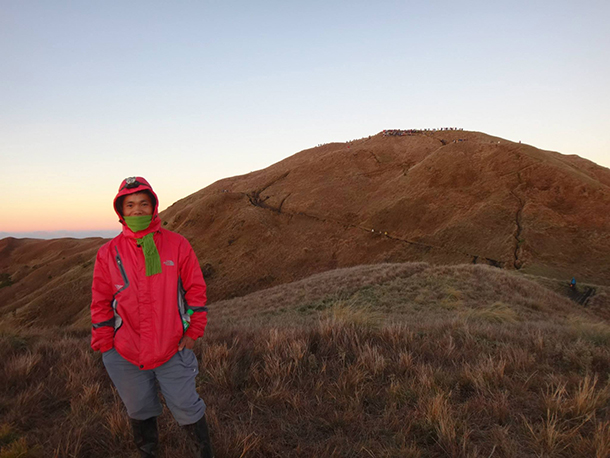 Mt. Pulag Ultimate Packing List: Mouth Cover