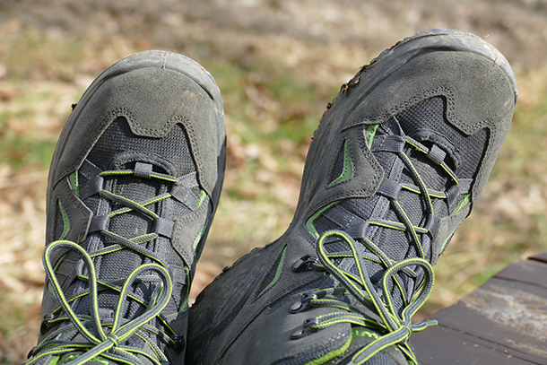 Mt. Pulag Ultimate Packing List: Hiking Shoes