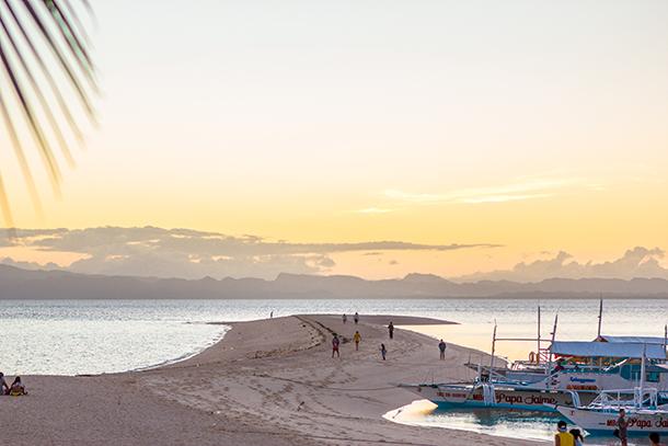 Sambawan Island and Kalanggaman Island Tour: Dawn at Kalanggaman Island
