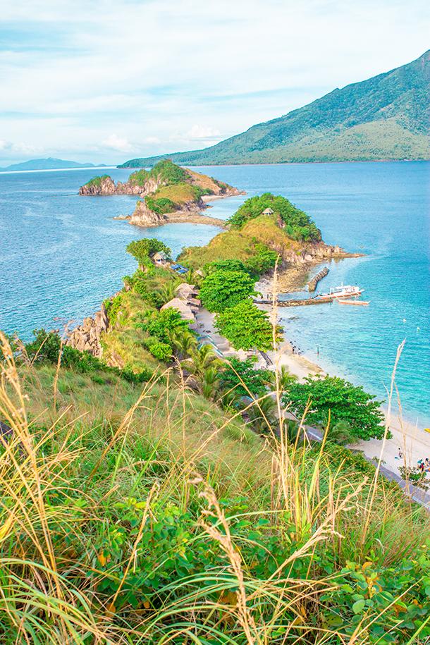 Sambawan Island and Kalanggaman Island Tour: Sambawan Island view