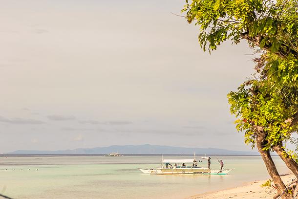 Panglao Bohol: Bolod Beach