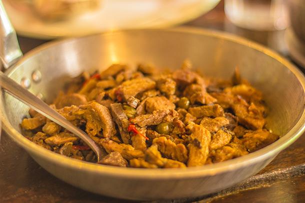 Vigan, Ilocos Sur Food: Igado