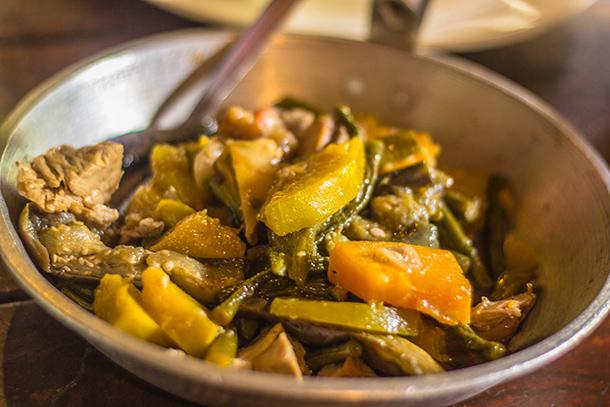 Vigan, Ilocos Sur Food: Pinakbet