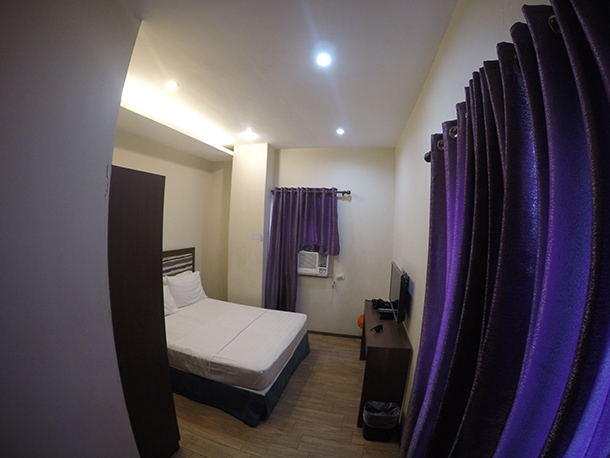 Golden Gate Suites Dumaguete: Room and Rates