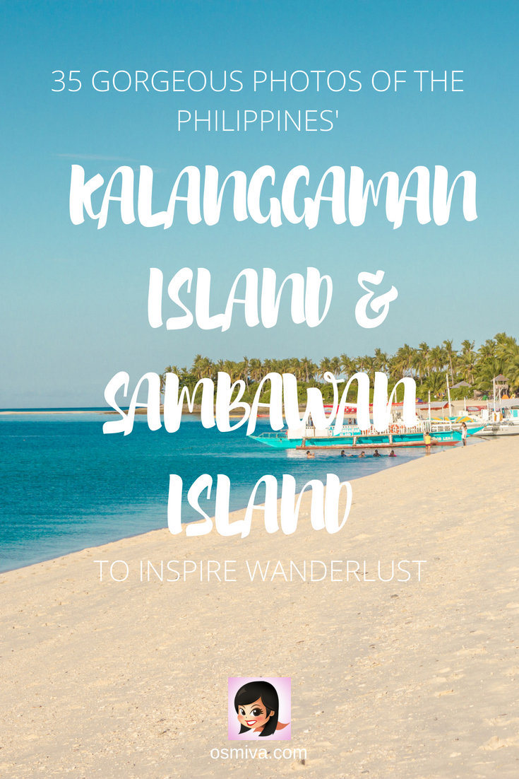 Photo Journal: Kalanggaman and Sambawan Island and Why You Need to Visit. 35 photos showcasing two (2) of Leyte's gorgeous islands to inspire your wanderlust! #travelphotography #kalanggamanisland #sambawanisland #wanderlust #travelinspiration #leytephilippines #biliranphilippines #asia #osmiva