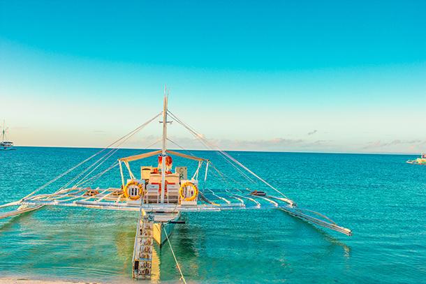 Photos of Kalanggaman Island: Boats