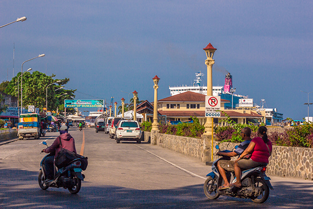 Things to Do: Dumaguete City Port