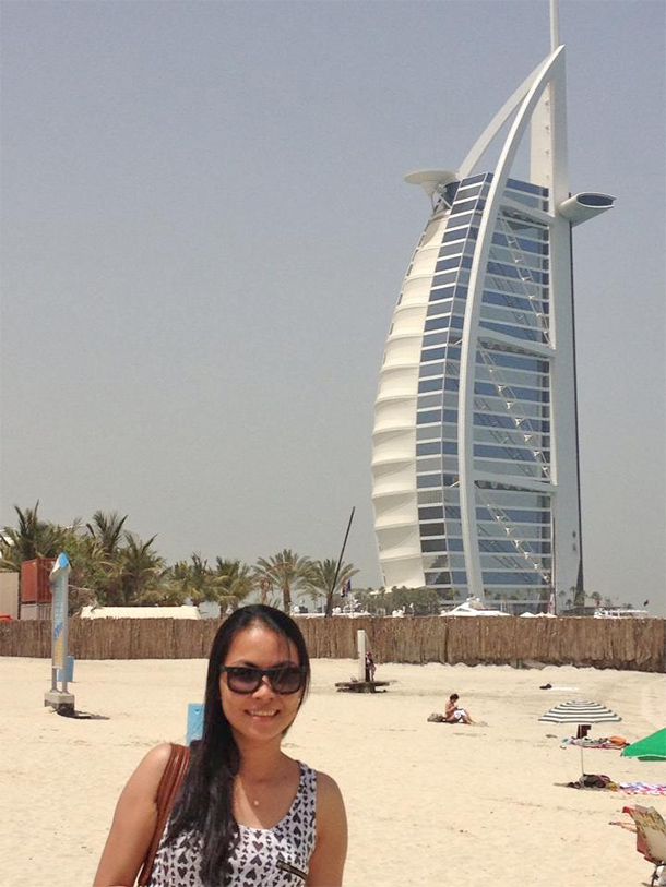 Places to Visit in Dubai: Burj Al Arab