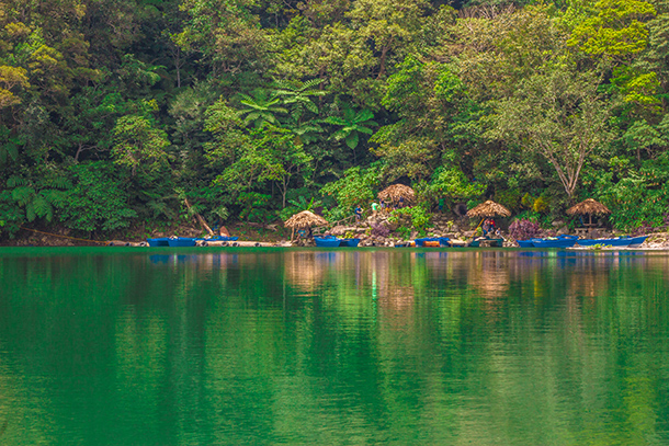 Things to Do: Day Trip to Twin Crater Lakes: Lake Balinsasayao and Lake Danao