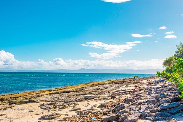 Photos of Kalanggaman Island: Rocky Portion