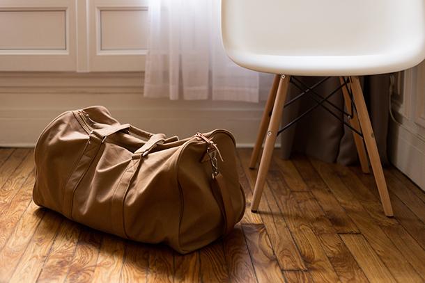 Travel Bag: Duffle Bag