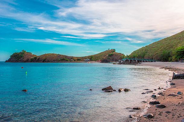 Photos of Sambawan Island: Calm Sea