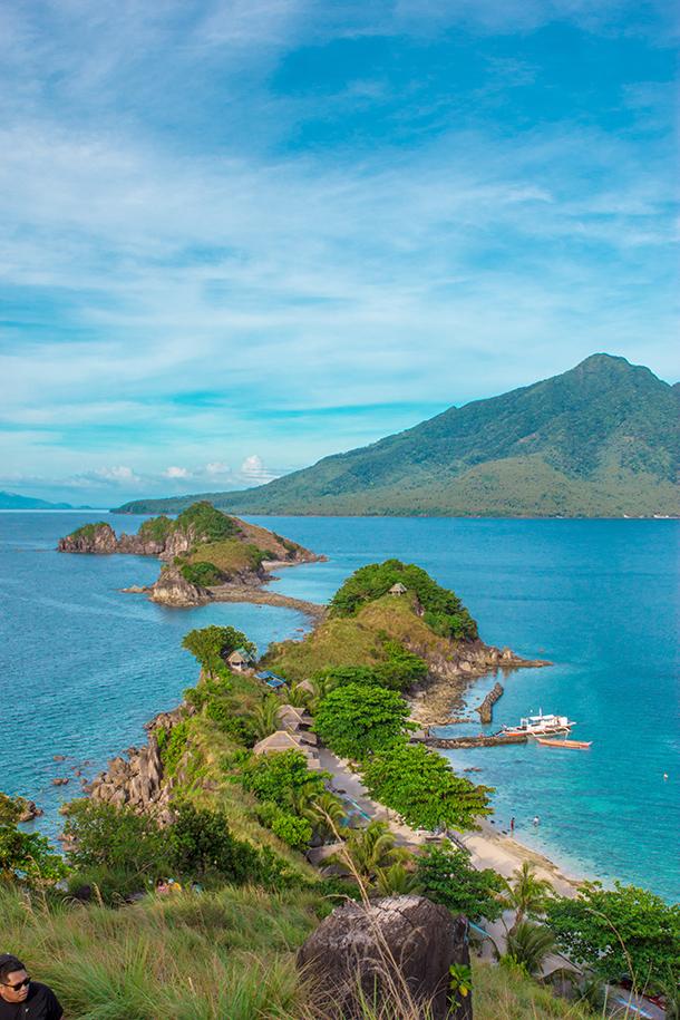 Photos of Sambawan Island: Mountainous Terrain