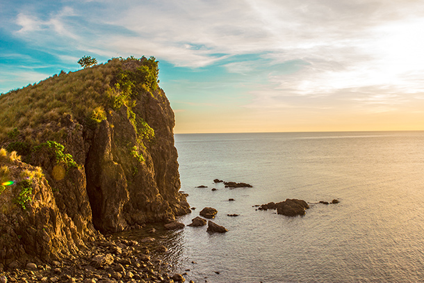 Photos of Sambawan Island: Cliff