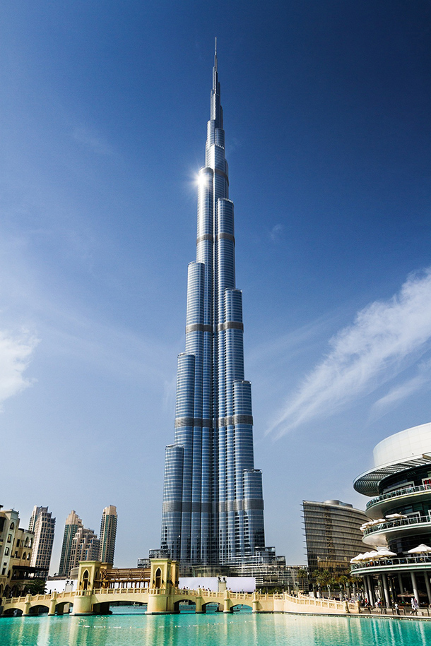 Things to Do Dubai: Visit the Iconic Burj Khalifa