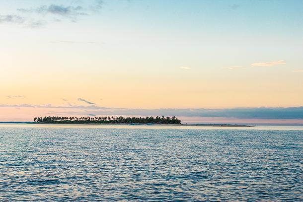Photos of Kalanggaman Island: Closer View