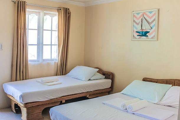 Panglao Grande Resort Review: Beds
