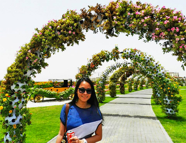 Things to Do Dubai: Dubailand's Miracle Garden