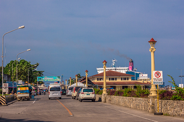 Port of Dumaguete