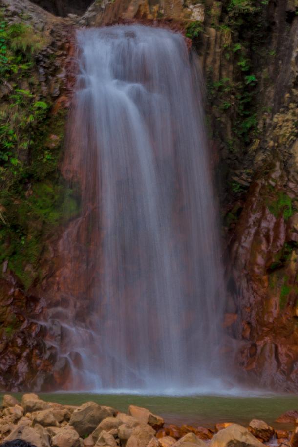 Dumaguete Itinerary Day 2: Pulangbato Falls