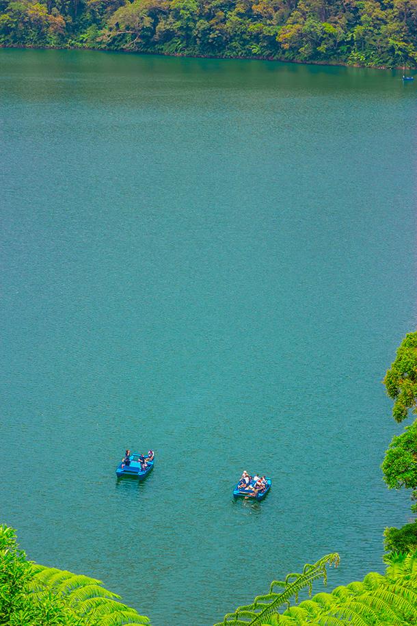 Dumaguete Itinerary Day 3: Lake Balinsasayao
