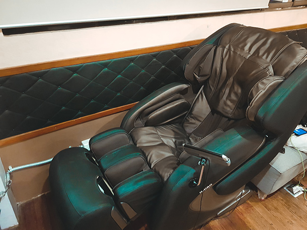 Co-Working Spaces in Cebu City: Nap Station at the Workplace Cafe
